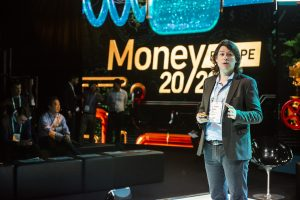 Delber Lage, CEO at SalaryFits money 2020 Europe