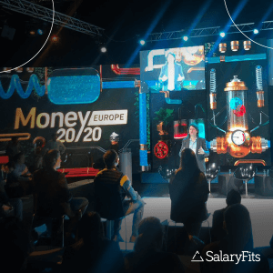 Delber Lage at Money 2020 Europe